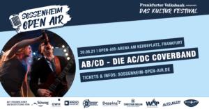 AB/CD auf dem Sossenheim Open Air