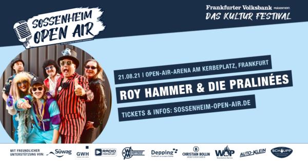Roy Hammer & die Pralinées